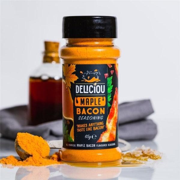 Bacon Krydda - Maple Bacon