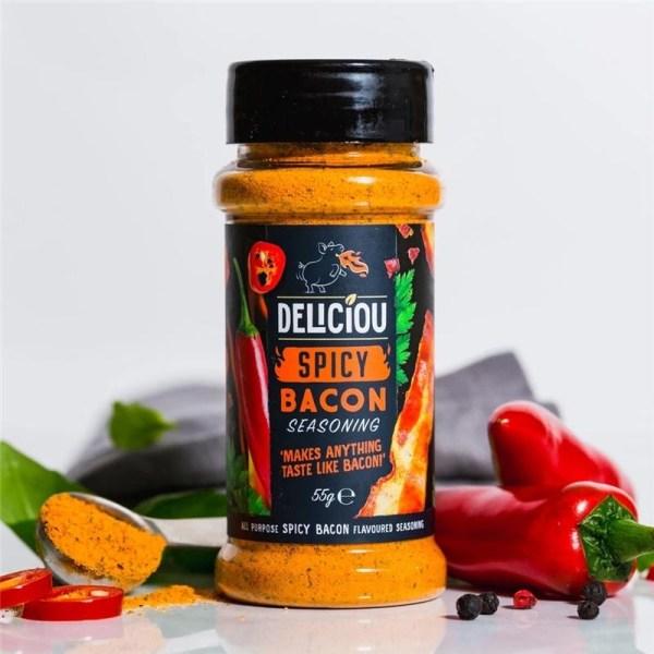 Bacon Krydda - Spicy Bacon