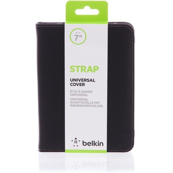 Belkin Universal Strap Cover, konstläderfodral , surfplattor 7,