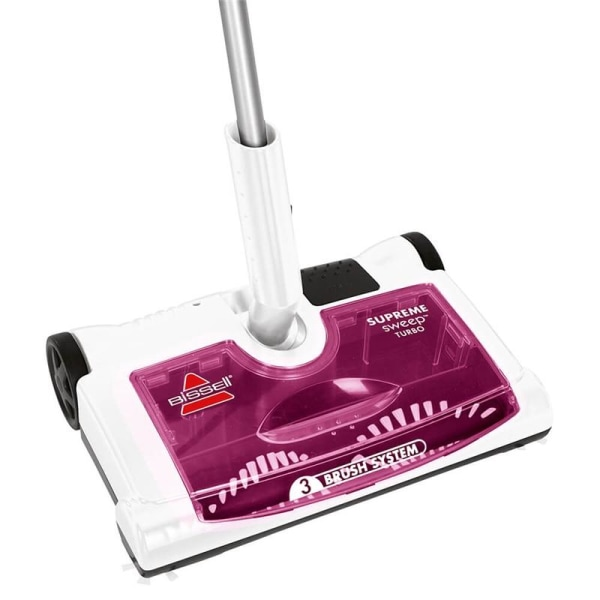 Bissell Sweeper Supreme Sweep Turbo Rechargeable