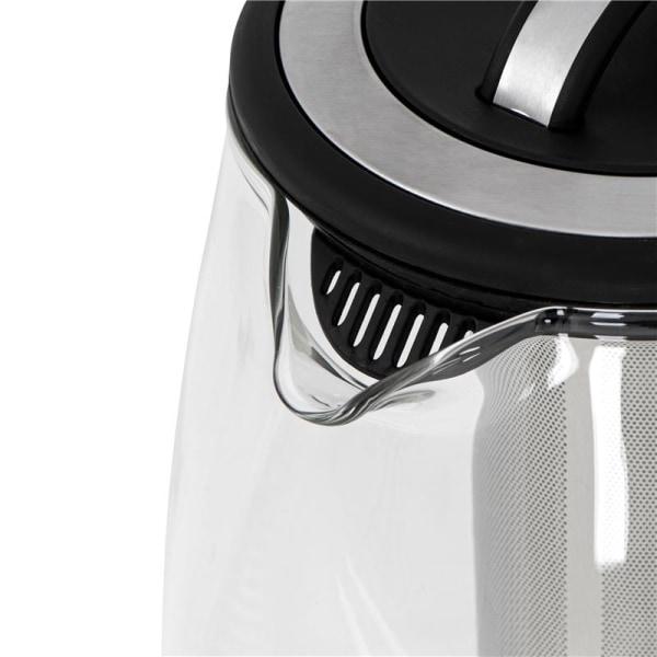 Camry CR 1290 Vattenkokare glas 2,0 l - med temp. kontroll och t
