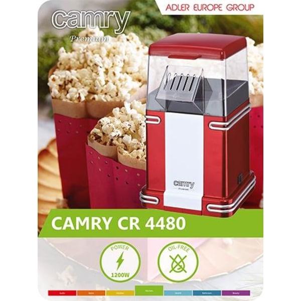 Camry CR 4480 Retro Popcornmaskin