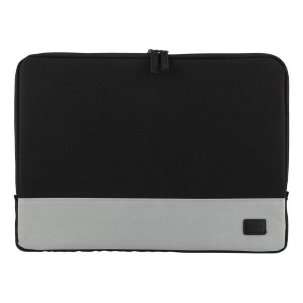"""DELTACO Laptopfodral, för laptops upp till 14"""", polyester, svart"""