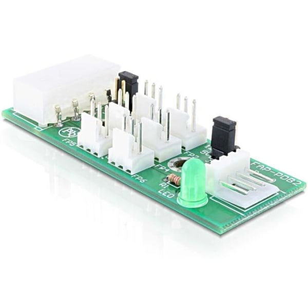 Distribution Board , 6x fan 5V/12V