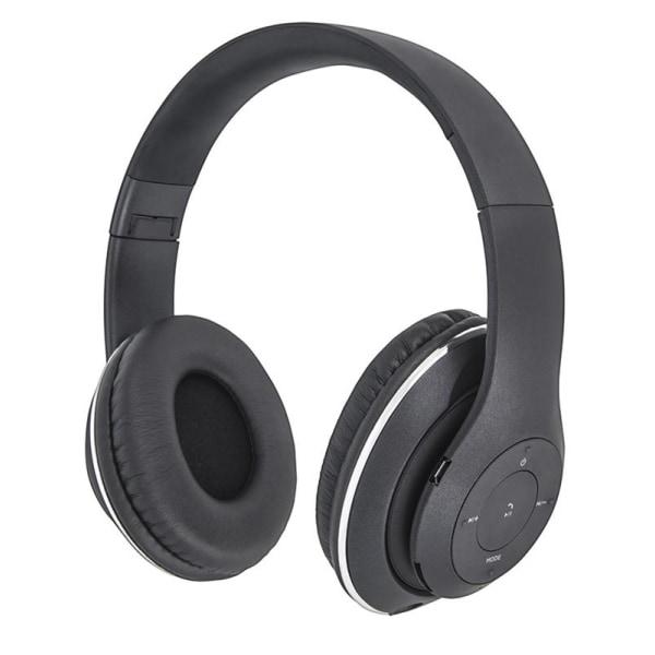 Forever Music Soul BHS-300, trådlösa hörlurar, svart
