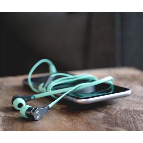 Fresh N Rebel Lace Earbuds, Mint