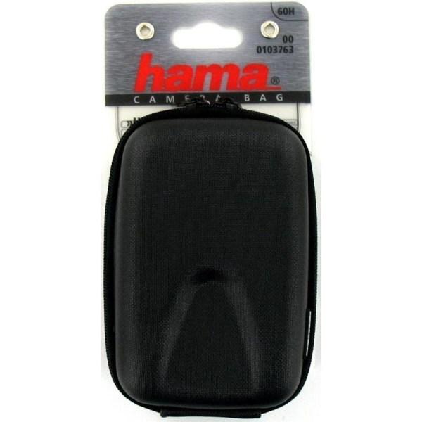 Hama Kompaktväska Hardcase 60H Svart Thumb (103763)