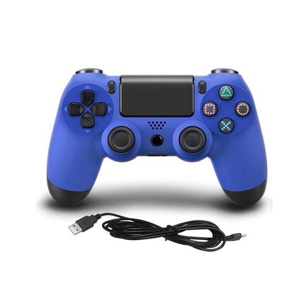Handkontroll till Playstation 4, Blå