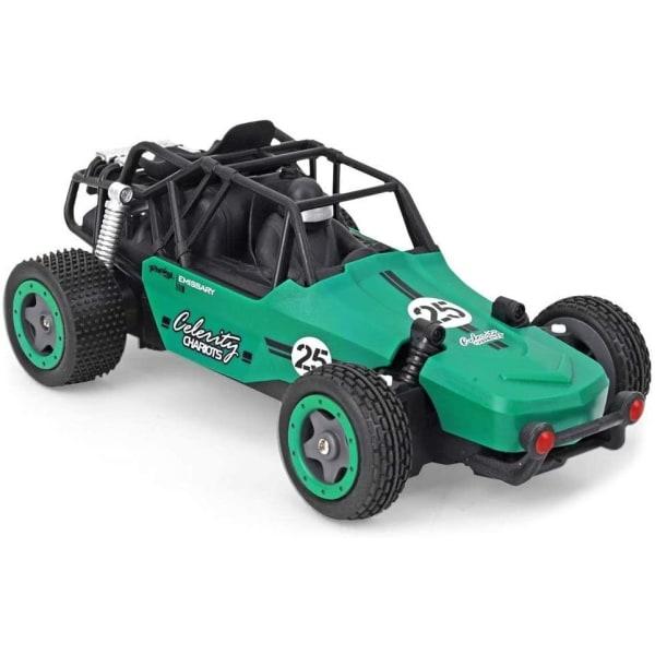 JJRC Q73 1:20 2.4G RC Racingbil, Grön