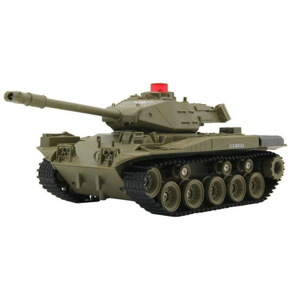 JJRC Q85 1:30 2.4G RC Pansarvagn, Grön