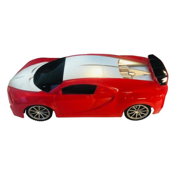 Mini RC Bil, Röd