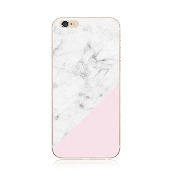 Mjukt TPU skal iPhone 7/ iPhone 8, två färger, Marmor