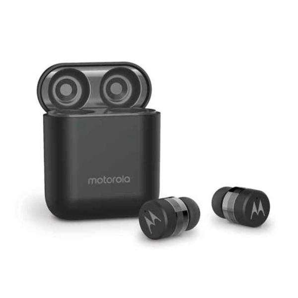Motorola Hörlur Vervebuds 110 True Wireless Svart