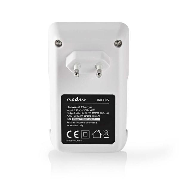 NiMH-batteriladdare | AA/AAA