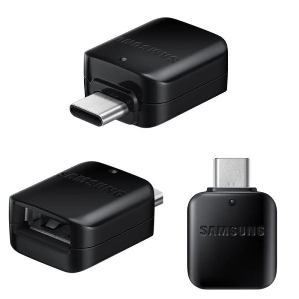 Samsung Adapter GH98-41288 - USB till USB-C (Svart)