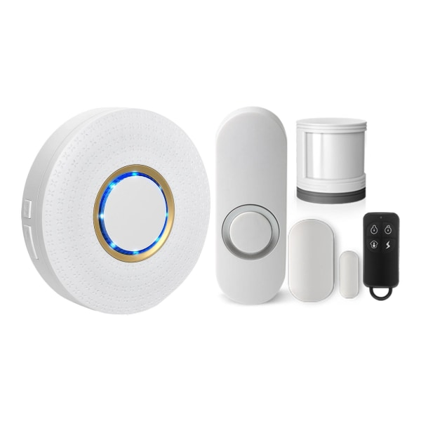 Smart WiFi Alarm System, SSG-T20