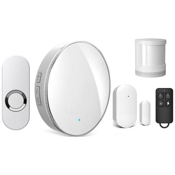 Smart WiFi Alarm System, T11-TY