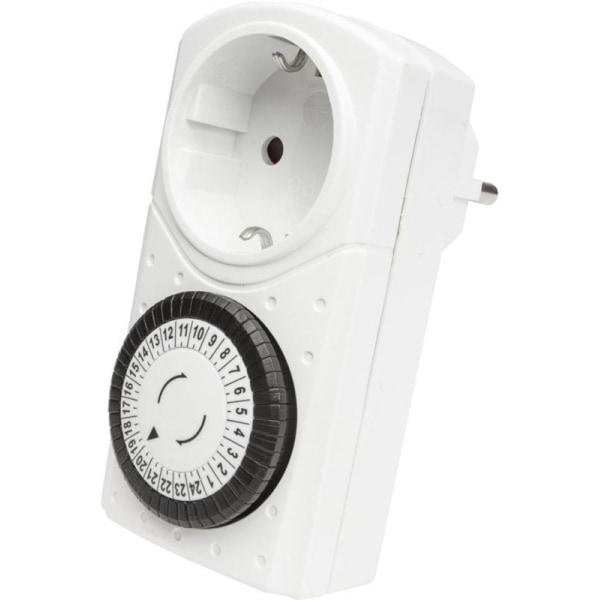 Smartline, Mini inomhustimer, jordad, 2-Pack White