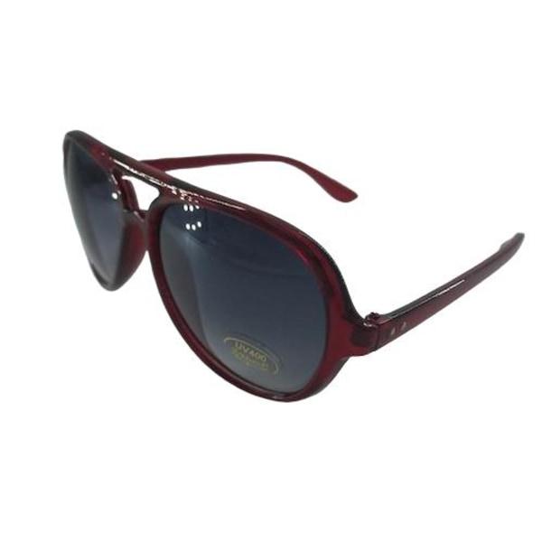 Solglasögon, UV Protection, Röd, F937