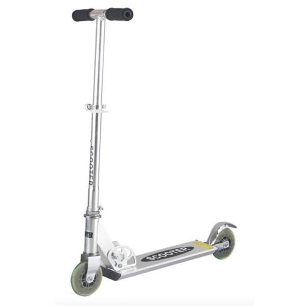 Sparkcykel med fotbroms