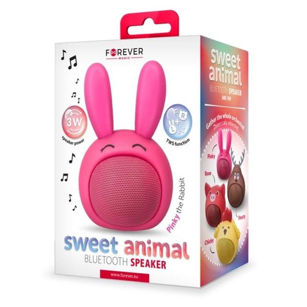 Sweet Animal, Bluetooth-högtalare - Kaninen Pinky