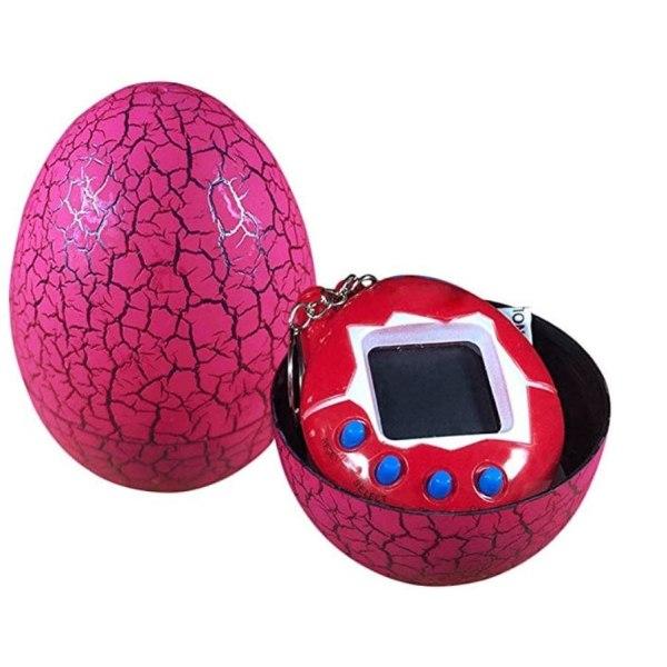 Tamagotchi, Elektroniskt husdjur med tillhörande ägg, Rosa