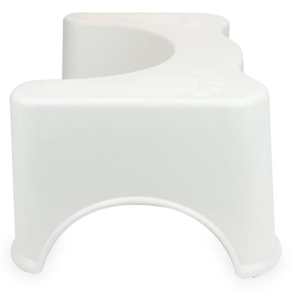 Toalettpall, Vit