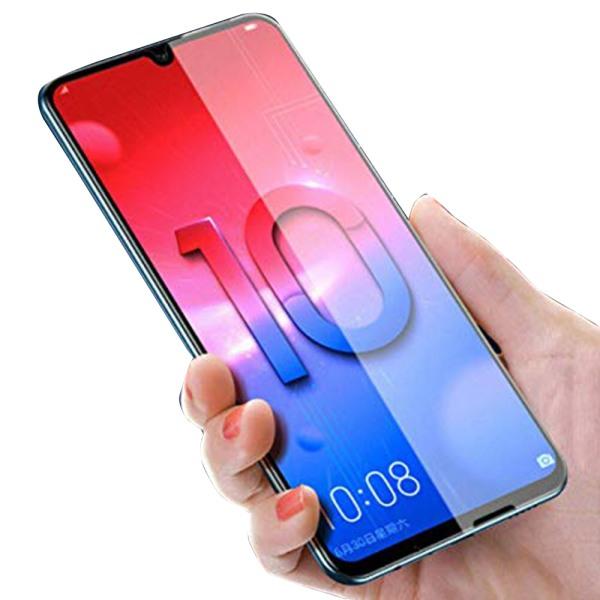 Huawei Y6 2019 Skärmskydd 2.5D 5-PACK med Ram HD-Clear ProGuard Svart