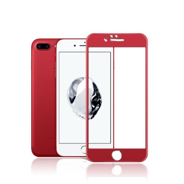 iPhone 7 Plus - MyGuard Skärmskydd av Carbonmodell Svart