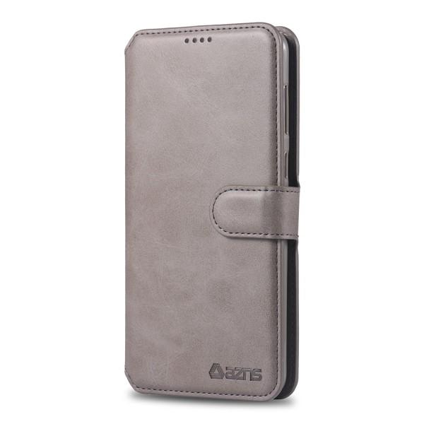 Praktiskt AZNS Plånboksfodral - Samsung Galaxy A40 Röd