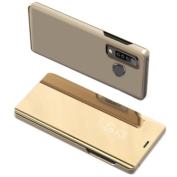 Samsung Galaxy A9 2018 - Exklusivt Fodral Guld