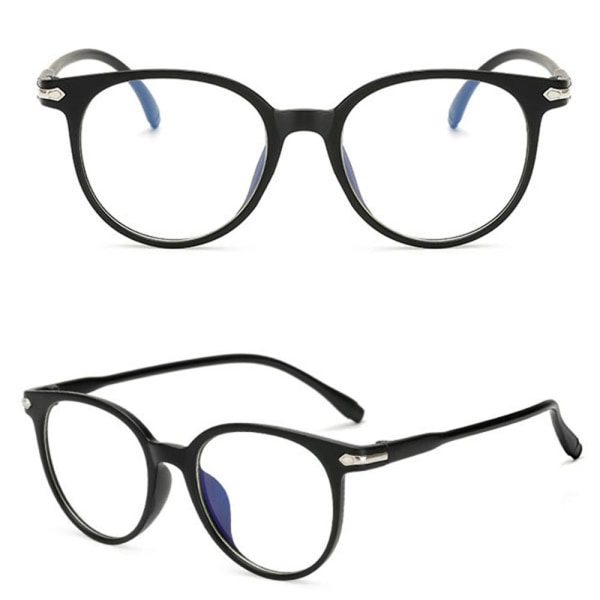 Anti-Blue ljus Glasögon Svart