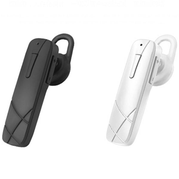 Effektfullt Mini Handsfree Bluetooth Headset Svart