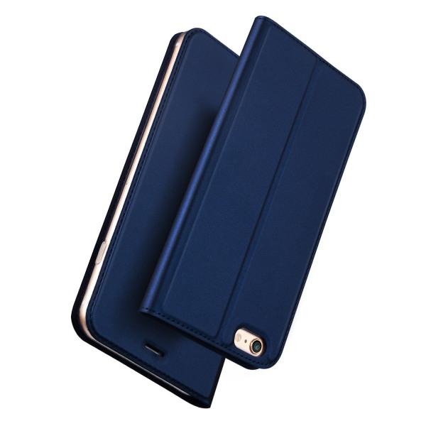 Exklusivt Fodral för iPhone 6/6S (SKIN Pro SERIES) Marinblå