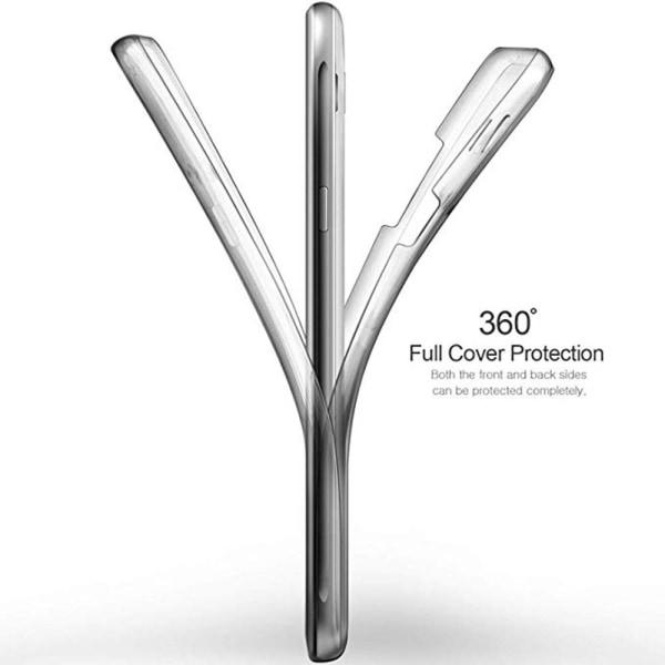 Huawei P30 Pro - Stilsäkert Stötdämpande Silikonskal Guld