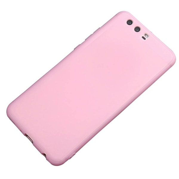 Välgjort TPU-Skal för Huawei P9 Rosa