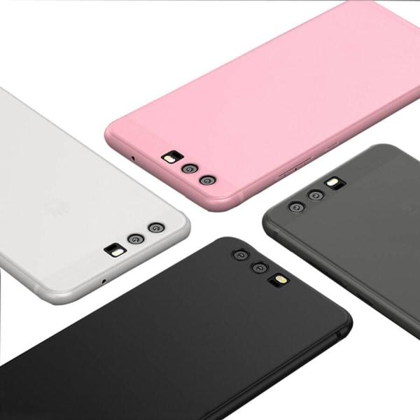 Huawei P9 - Smart Silikonskal Vit