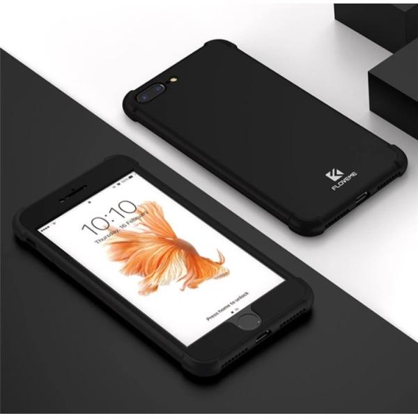 iPhone 6/6S - Praktiskt Skyddsfodral (FLOVEME) Roséguld