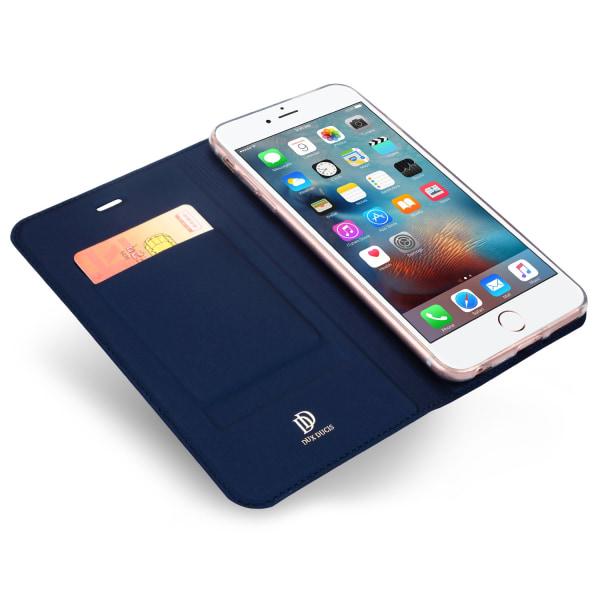 Designfodral för iPhone 6/6S (Silk-Touch) Guld