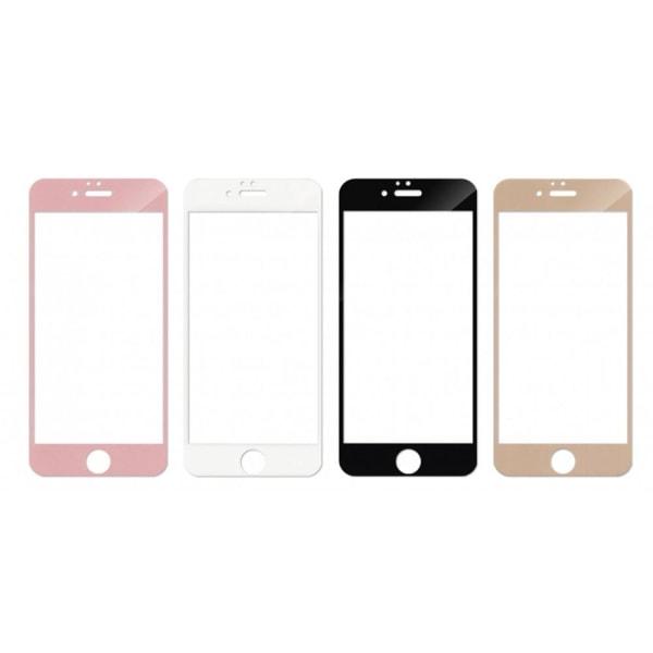 iPhone 7 Plus - MyGuard Skärmskydd av Carbonmodell Guld