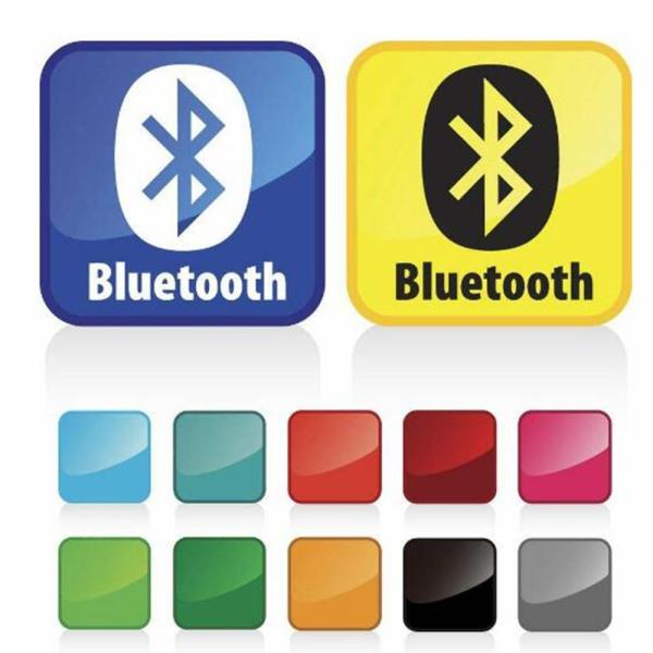 iPhone-hörlurar BLUETOOTH lightning (iPhone 8 X XR XSMax) Vit