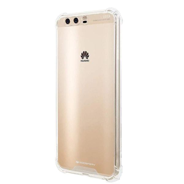 Skal (FLOVEME) - Huawei P10 Plus Transparent/Genomskinlig