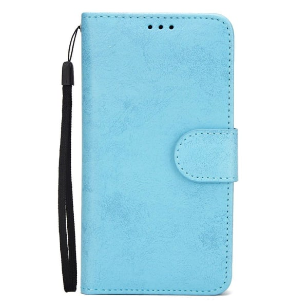 Robust Leman Fodral - Samsung Galaxy Note 9 Ljusblå