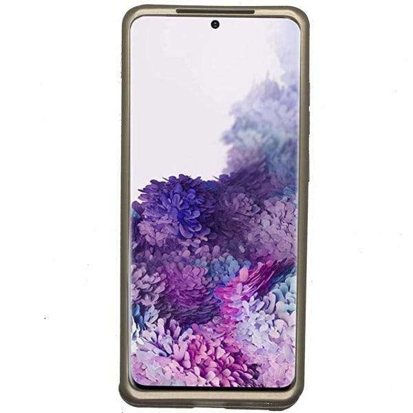 Dubbelskal - Samsung Galaxy S20 Ultra Silver