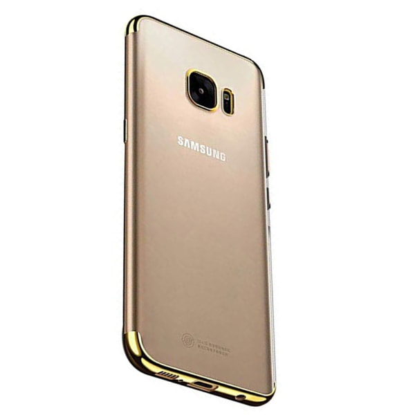 Skyddande Silikonskal Floveme - Samsung Galaxy S7 Blå