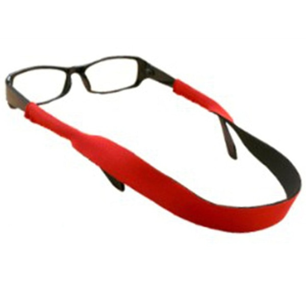 Praktiskt Glasögon/Solglasögon Snöre Svart
