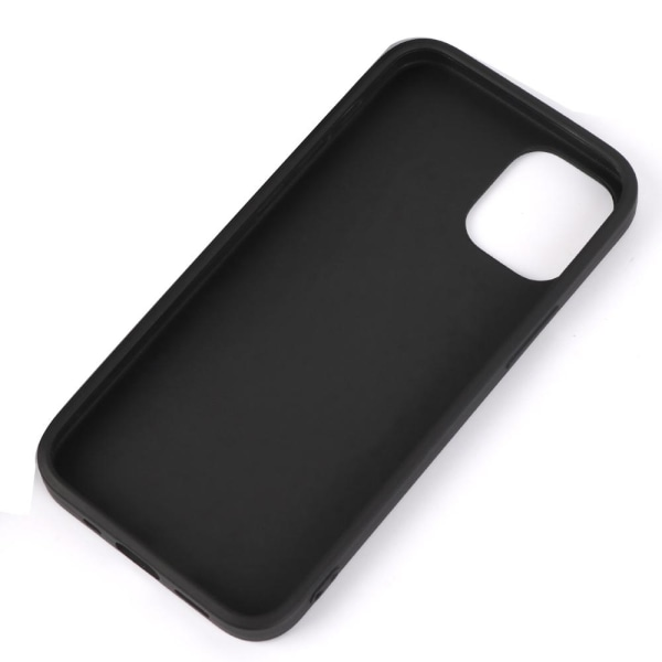 Stötdämpande Skal (Nillkin) - iPhone 12 Mini Svart