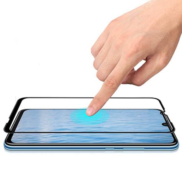 Skärmskydd | ProGuard | Huawei Y6 2019 | 2.5D Ram | HD-Clear Svart
