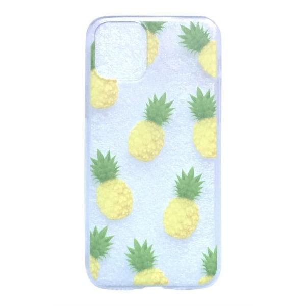 iPhone 11 Ananas Pineapple Frukt  Gul