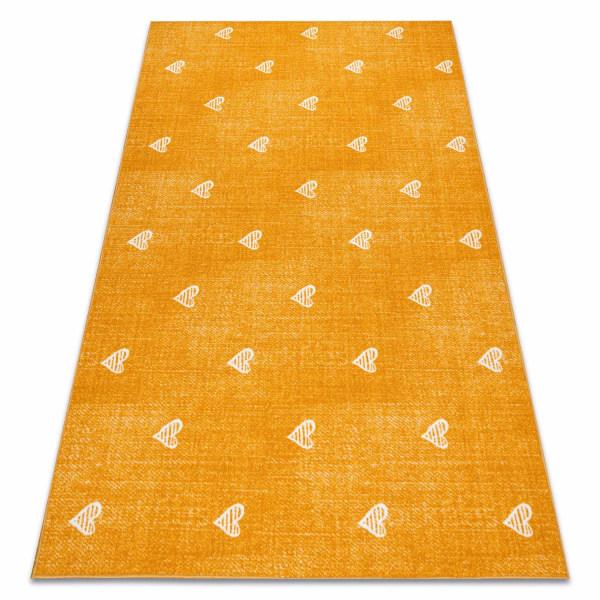 D-sign Matta 1D1350 Orange Orange 300x450 cm